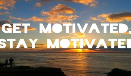 Motivation Is Not Out There: Start Looking Within