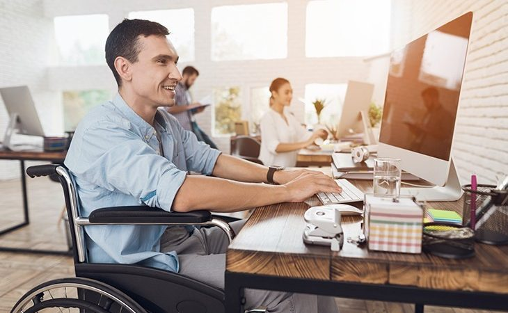 The fully accessible guide to starting a business with a disability