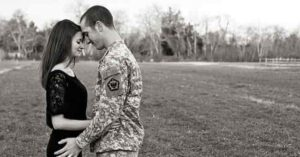 military a beautiful true love story that will touch you