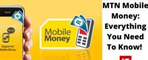 mtn ghana mobile money