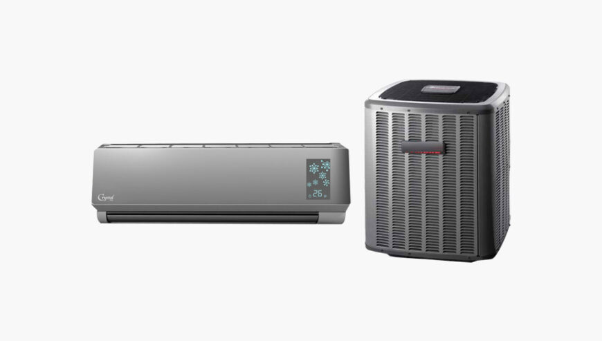 NASCO 2.0HP FRONT_LED AIRCONDITION AC~~ R410_GAS