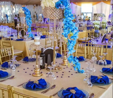 For Your Decorations, Catering Services, Rentals