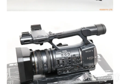 Sony HDR-AX2000 Full HD Camcorder