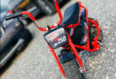Motorcycle 2015 Red