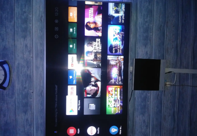 55″ Philips 4K Smart/Sat Android Tv