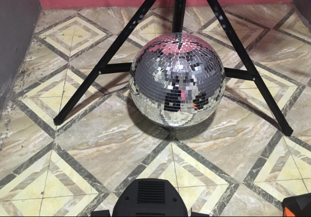 Rent Mirror Ball 50cm For Stage Lighting