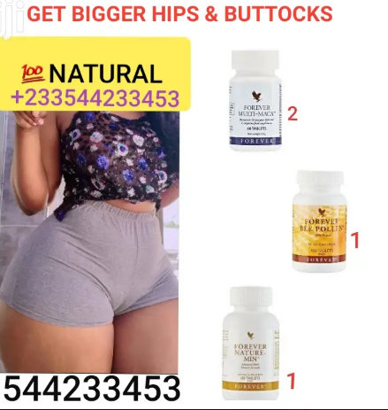 Natural Products to Increase Hips and Buttocks