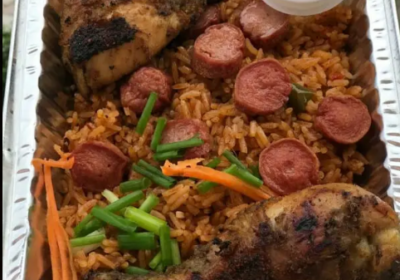 Assorted Jollof Rice Packages