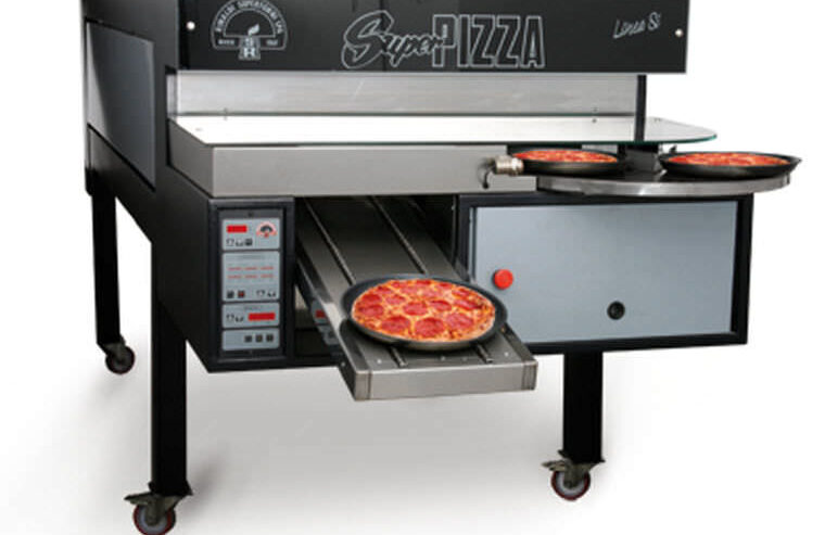 Commercial Electric Pizza Conveyor Oven