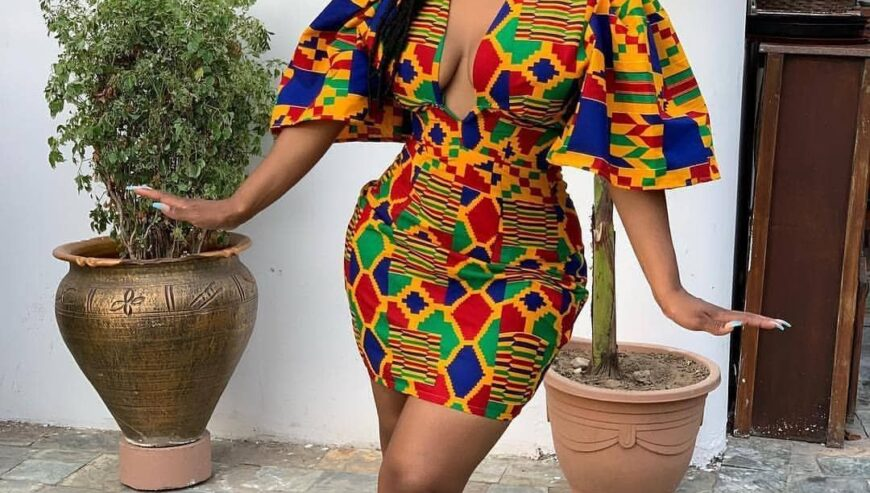 Sexy Ladies African Wear