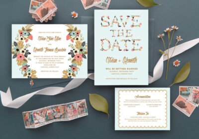 Wedding Invitation Card Designs And Print Out