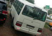 TOYOTA COASTER BUSES FOR RENT IN GHANA