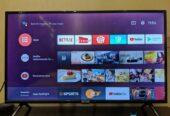 TCL 32″INCHES ANDROID TV SMART SATELLITE