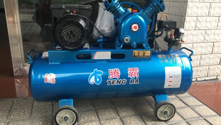 Spraying And Air Compressors