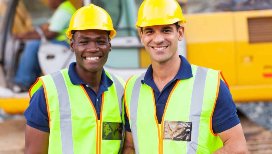 Vacancy For Construction Workers