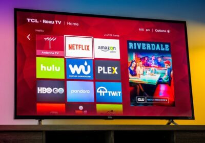 """TCL 55"""" TV Available"""