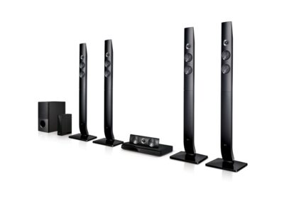 LG LHD756 5.1-Ch 1200 Watts RMS DVD Home Theater System