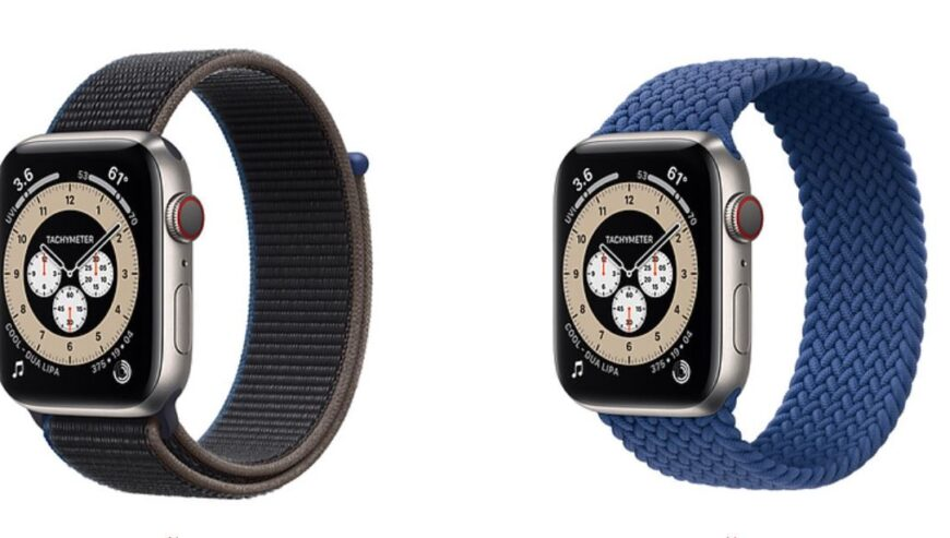Apple Touch Watch With A Box/Case