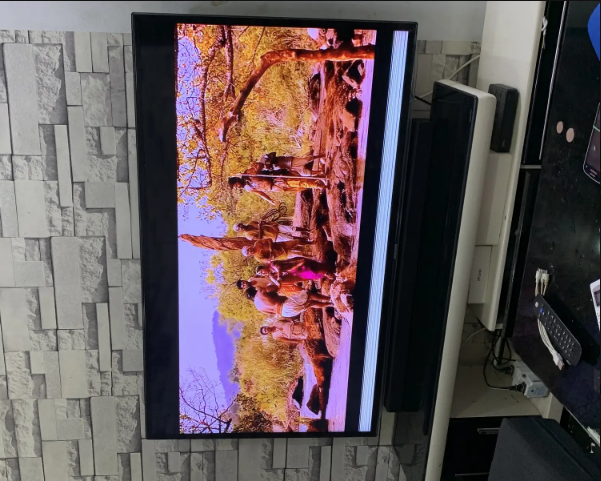Samsung 55inches Smart Tv
