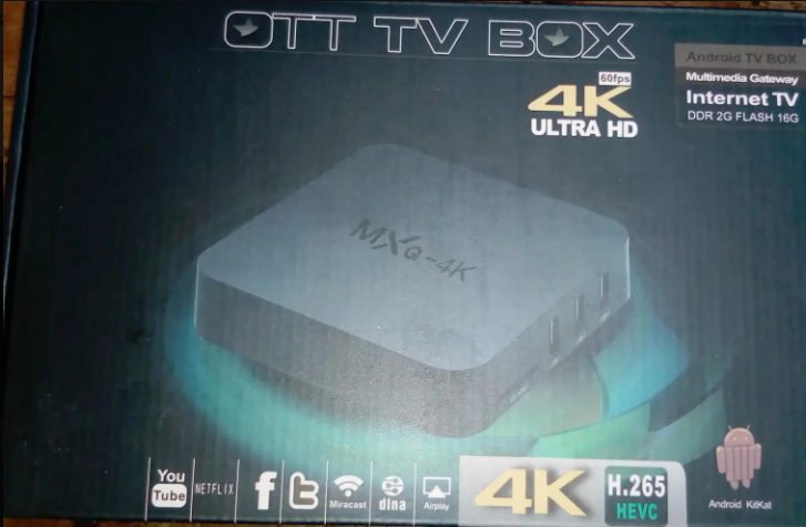 Smart Tv Box For Watching Movies