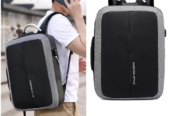Anti Theft Laptop Backpack