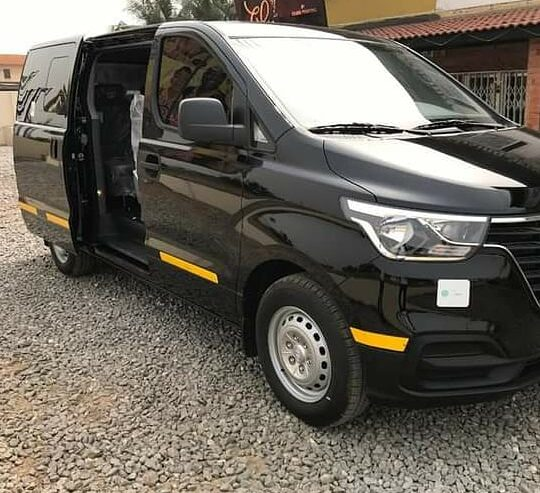 TOYOTA HIACE AND FORD BUSES FOR RENT IN ACCRA