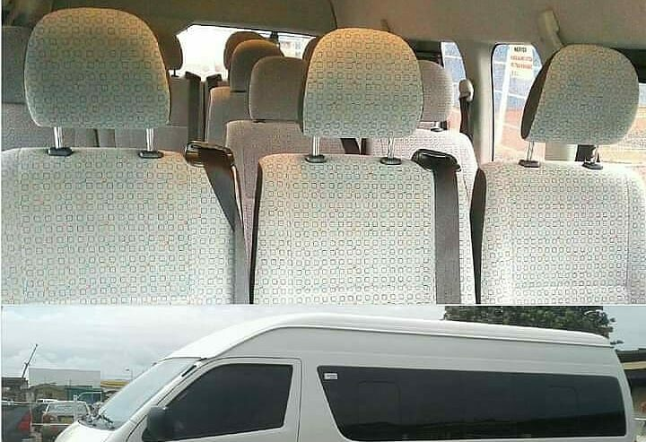 BUSES FOR RENT IN ACCRA. 12-30 SEATER BUSES
