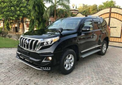 TOYOTA LAND-CRUISERS PRADO FOR RENT IN ACCRA!