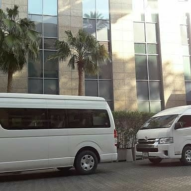 BUSES AND LANDCRUISERS FOR RENT IN ACCRA